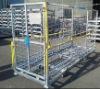 2 m gridding folding logistics trolley