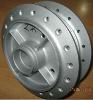Motorcycle die casting brake panel mold