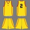 Latest Basketball Uniform