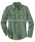Women's Heirloom Plaid Flannel Shirt