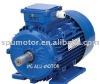 IEC standard aluminium motor