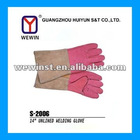 "14"" Blue Welding Gloves (S-2006)"