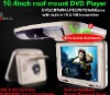 10.4 Inch Roof Mount DVD Player