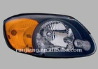 Head Lamp For Hyundai Accent cars 92102-25550