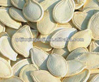 new crop chinese snow white pumpkin seeds 11cm
