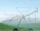 Center pivot for irrigation system,colloector ring,tower box,rod linkage