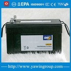 storage battery for generator set starting