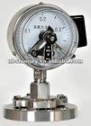 diaphram seal electric gauge