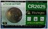 CR2025 button cell
