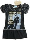 2012 fashion girls T-shirts