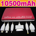 10500mah Mobile Phone Battery Charger O-839