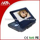 "7"" portable dvd boombox"