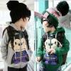 Baby boy jersey hoody