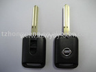 remote key shell for nissan & auto key