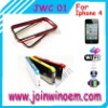 various colors mobile phone case for apple iphone 3G