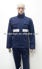 Anti-static cotton FR uniform workwear