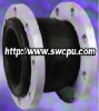 single sphere Rubber pipe joints