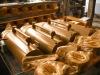 fast selling CY85 caterpillar excavator hydraulic dozer cylinder