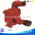 NS-100 type electric self-priming centrifugal pump sewage water pump