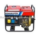 open frame diesel generator set 5kva Fast delievery