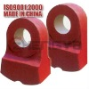 High quality steel crusher spare parts-hammer head
