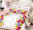 Lace bed sets