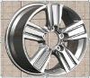 Aluminium car rim XH556