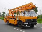 Dongfeng High platform operation truck