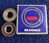 NSK high quality cylindrical roller bearing