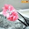 Silk Flower Hairband