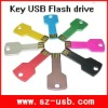 Promotional Gift Key USB/USB Key with Customized Logo