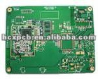 single side HASL new green lead free Pcb