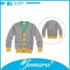 new design fashion V-neck cardigan kids sweater boys for autumn