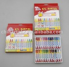 24 Color Oil Pastel Set for children of 3 years and older - China Oil Pastel Factory Supplier