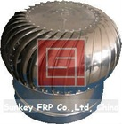 Stainless Steel Non-power Wind Power Turbine Roof Ventilator ISO9001