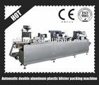 DPP-F Double aluminum plastic blister sealing packing machine