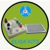 Tumor markers ELISA Kits, AFP, CEA, PSA, fPSA, CA-125, CA15-3, CA19-9, B2-MG.