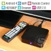 New Android 4.0 Google TV Box HD Movie Player/IPTV Box/Cortex A9 1GHz/1G MB RAM/Flash 4GB/1080P/WiFi/HDMI/Browser