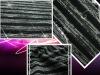 polyester rayon nylon slub single jersey fabric