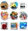 Coaster, 3D/animation effect, custom design with company logo