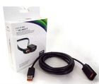 2012 New arrival! New Microsoft Xbox 360 Kinect Wifi Extension Cable/Cord
