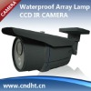 1/3 sony CCD IR Weather Proof Array Lamp Camera