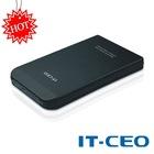 IT-CEO L602 2.5'' IDE SATA HDD CASE