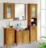 bamboo furniture of bathroom