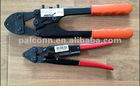 "crimp tools for PEX tube sizing 1/4"",3/8"",1/2"",3/4"",1"",1 1/4"", 1 1/2"", 2"""