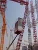 twin mast building hoist (GJJ Patent)