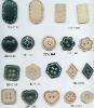 Wholesale Fashion Imitation leather button