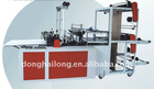 Bag Making Machine With Double Deck and Four Channels