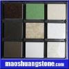 Polished quartz stone