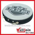 Tin CD Box